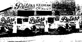 Peters Ice Cream,  Newmarket